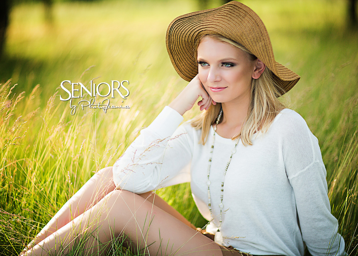 Nature Senior Picture Ideas Prairie Grass