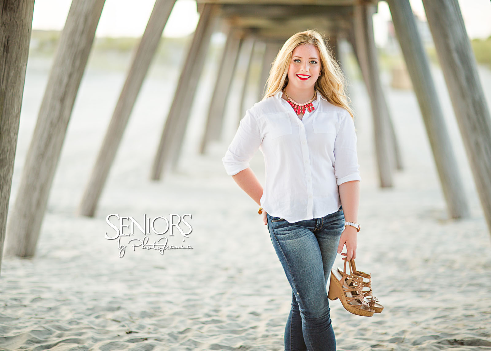 Senior Pictures Avalon NJ